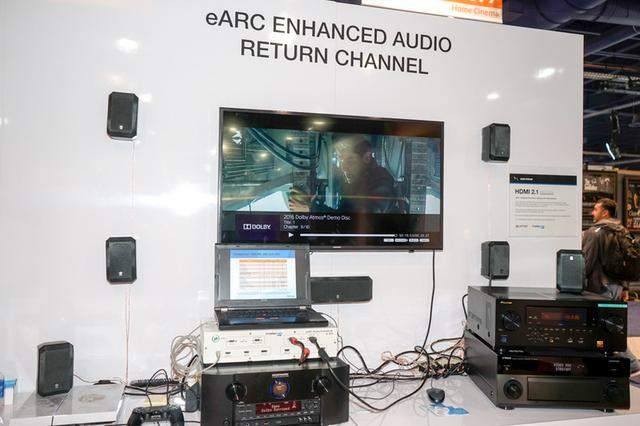 画像: 【CES2018速報まとめ19】HDMI2.1はHDR10+やドルビーアトモス伝送に対応。BOEの8Kディスプレイも