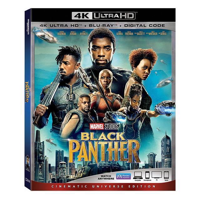画像: 映画番長の銀幕旅行4/11『ブラックパンサー』メガヒット記録中のマーベル最新作が早くもUHD Blu-rayで登場!