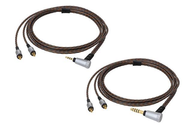 画像: オーディオテクニカ、バランス接続対応リケーブルを発売。A2DC端子採用で2.5mmと4.4mmタイプを揃える