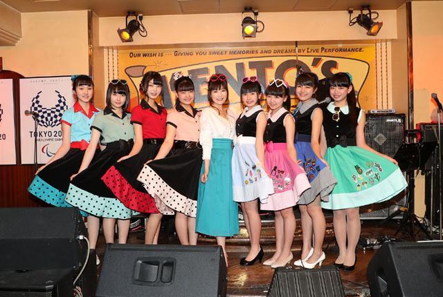 画像: ハコイリ・ムスメ/元CoCoメンバー宮前真樹と共演し、CoCoナンバーを生バンドで披露した