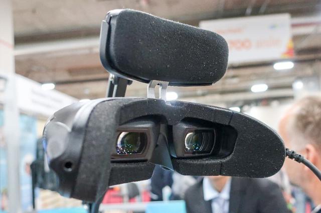 画像: 【麻倉怜士のCES2018レポート14】フルHD有機EL搭載のシアター向けヘッドマウントディスプレイ「GOOVIS Cinego」に期待