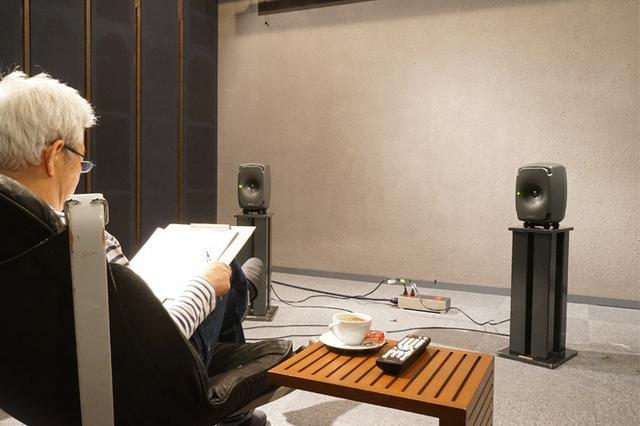 画像: 3ウェイの同軸構造を実現 アクティヴ スピーカー GENELEC「The Ones」で シンプル&高音質ハイレゾ再生