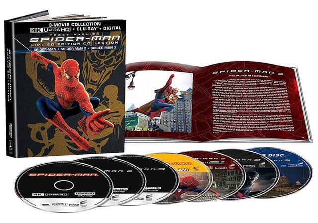 画像: 映画番長の銀幕旅行 9/15公開:トビー・マグワイア版4K蜘蛛男『スパイダーマン・リミテッド・エディション・コレクション』