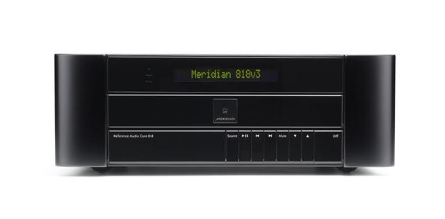 画像: メリディアン、7/7からMQA-CD再生に対応した弩級のCDプレーヤー「808v6」発売