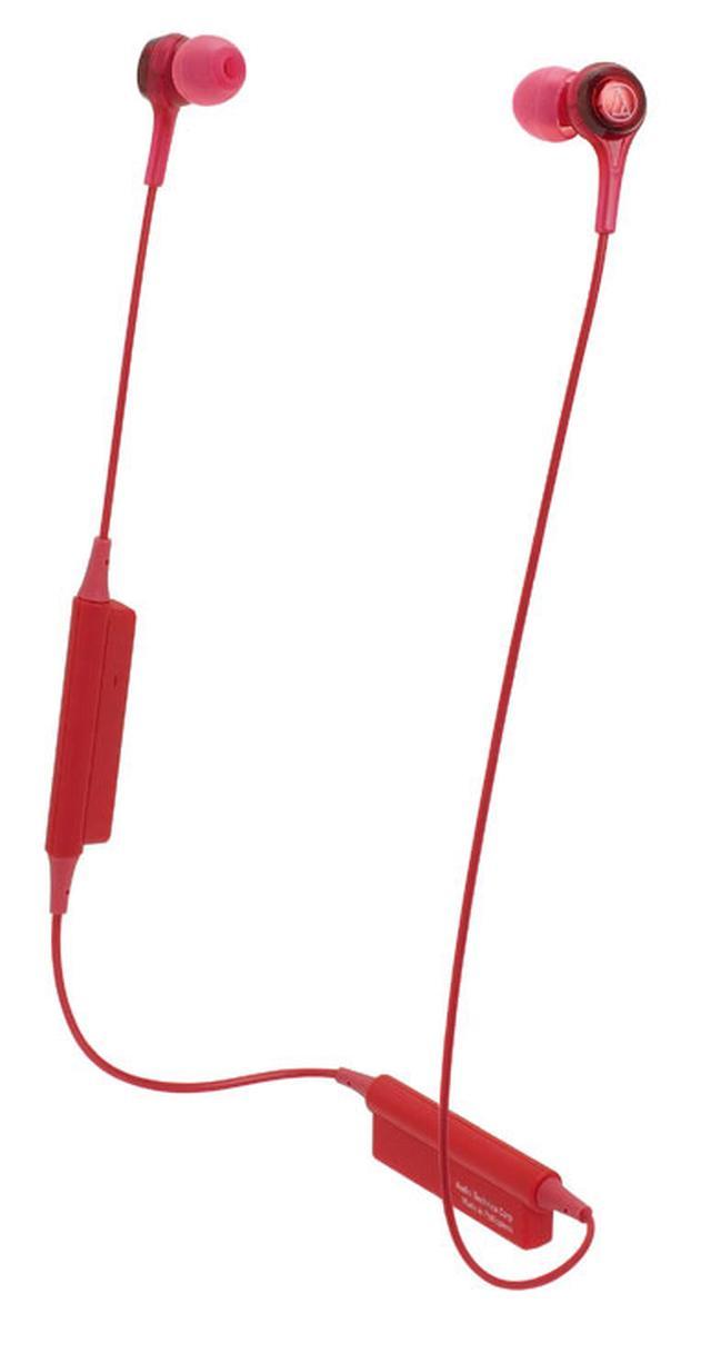 画像: オーディオテクニカ、カジュアル仕様のBluetoothイヤホン「ATH-CK200BT」、10月27日から発売。5,000円