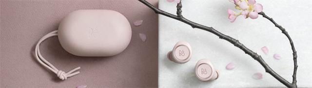 画像: Bang&Olufsen、完全ワイヤレスBluetoothイヤホン「Beoplay E8」に新色サクラ色(Powder Pink)登場