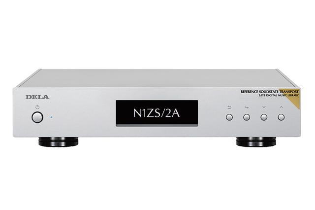 画像: DELA、ミュージックライブラリー最上位機「HA-N1ZS20/2A」を発表。2TB SSD×1基構成で748,000円