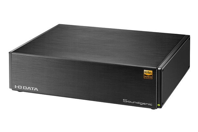 画像: I-O DATA、オーディオ用NAS「Soundgenic」発表。fidataの技術を継承し、2TB HDD搭載で3.5万円