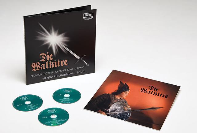 画像: 幻のマスターテープをSACD化した『ワーグナー:楽劇《ヴァルキューレ》』がいよいよ発売開始。完全限定生産で売切れ必至