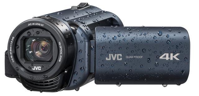 画像: JVC、エブリオ初の4Kビデオカメラ「GZ-RY980」を2月に発売。防水・耐衝撃仕様で10万円!
