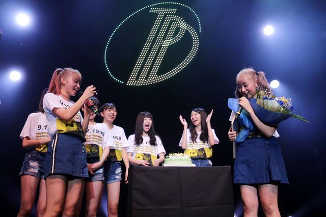 """画像: 東京パフォーマンスドール/駆け抜けたこの夏の集大成! """"サマグリ""""最終章を開催。神宮沙紀、19歳の生誕も"""