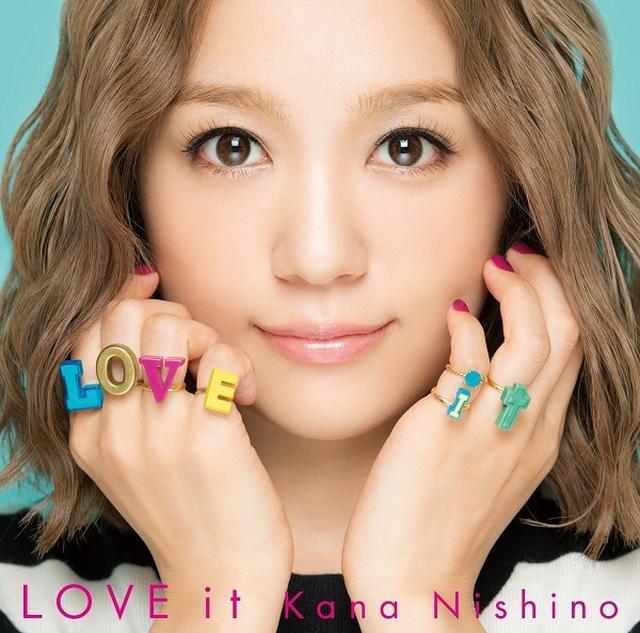 画像: mora ハイレゾランキング 2017年11月14日-11月20日 西野 カナ / LOVE it が1位に