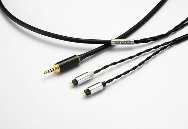画像: ORB、イヤホン、ヘッドホン用のリケーブル「Clear force 3.5φ 4pole」シリーズ7モデル、7月24日より発売