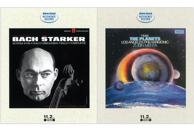 画像: 名盤がDSD 11.2MHzの高音質で蘇る!『J.S.バッハ:無伴奏チェロ組曲(全曲)』『ホルスト:組曲「惑星」』が12/5発売