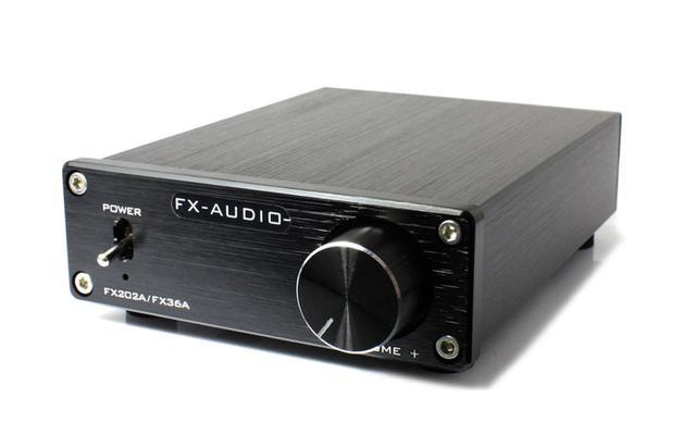 画像: FX-AUDIO、3000円で買える格安アンプ「FX202A/FX36A」、「FX-252A」、2モデル発売