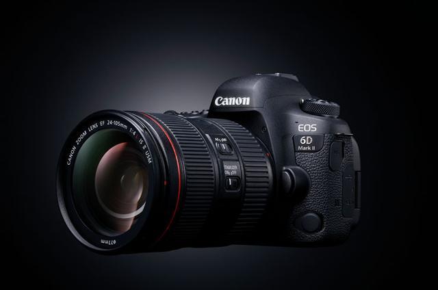 画像: キヤノン、デジタル一眼の新製品「EOS 6D MarkII」を8月上旬、「EOS Kiss X9」を7月下旬に発売