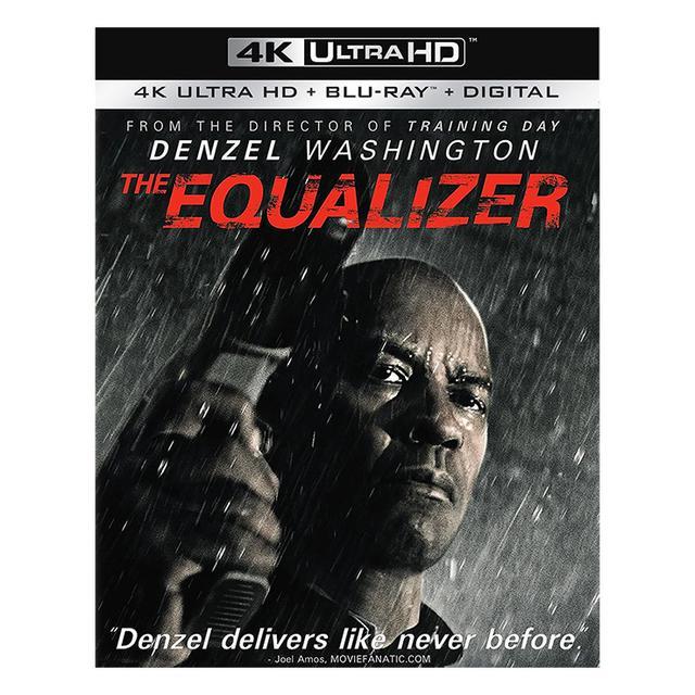 画像: 映画番長の銀幕旅行:『イコライザー』デンゼル・ワシントン主演のクライム・アクションがUHD BDでリリース