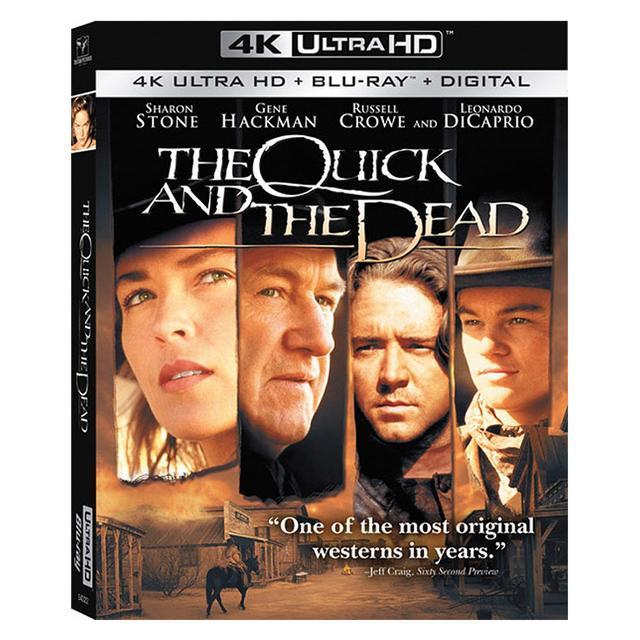 画像: 映画番長の銀幕旅行:『クイック&デッド』サム・ライミ監督の異色西部劇がUHD BDで7/17海外リリース