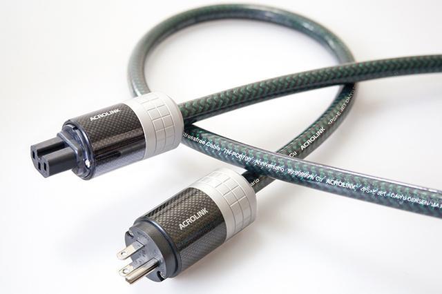画像: アクロリンク、最上位電源ケーブル「7N-PC6700 Anniversario」2モデルを発売。導体に純度7N銅を採用
