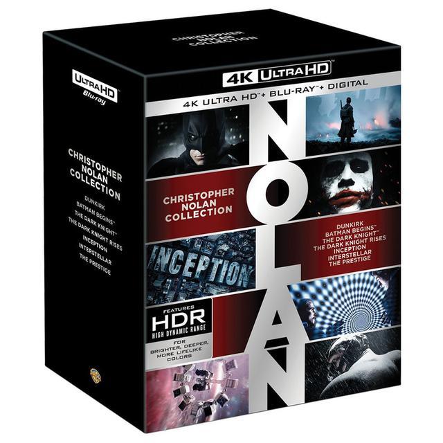 画像: 映画番長の銀幕旅行 11/20公開:4Kノーラン7本立て『クリストファー・ノーラン・コレクション』(UHD Blu-ray)
