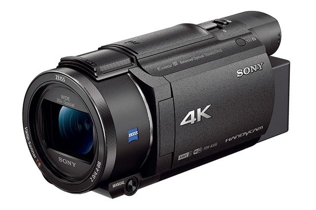 画像: ソニー、4Kハンディカム「FDR-AX60」、「FDR-AX45」を発売。SNSへの動画UPが簡単な自動編集機能を搭載