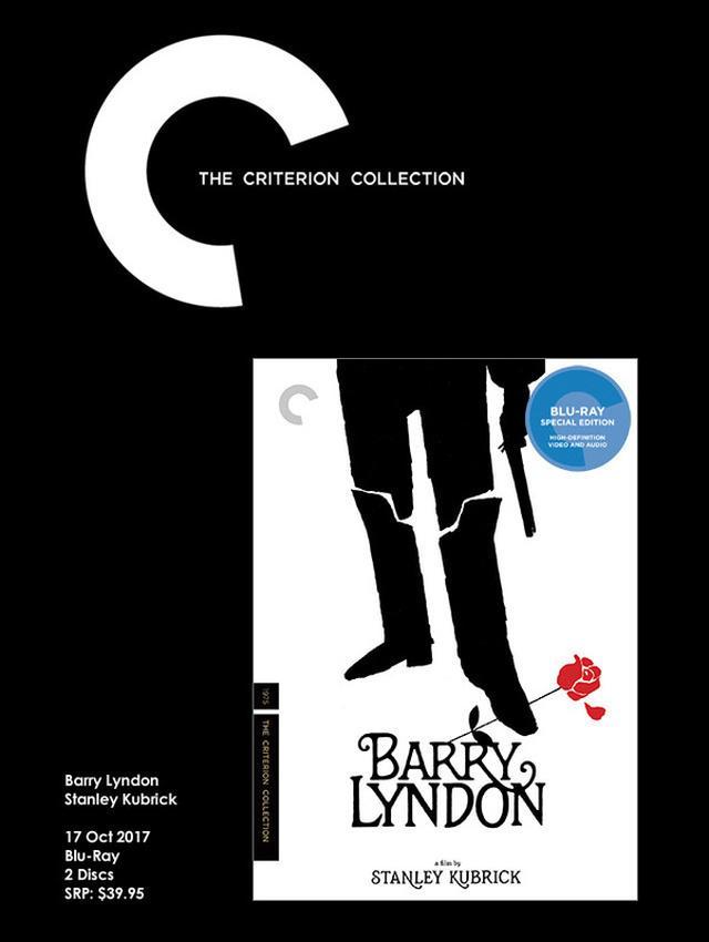 画像: 映画番長の銀幕旅行 7/18公開:クライテリオンからのお知らせ《3》スタンリー・キューブリック監督作『バリー・リンドン』