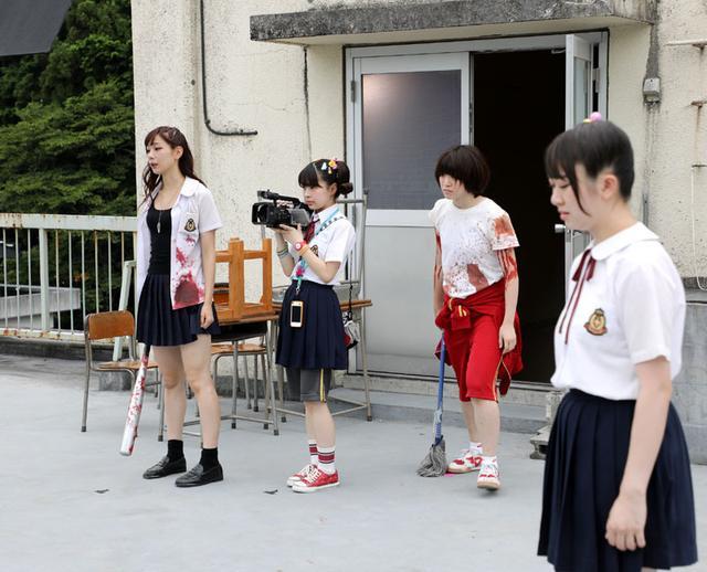 画像: 映画『アリスインデッドリースクール・アジタート』キャストインタビュー(6)~栗生みな
