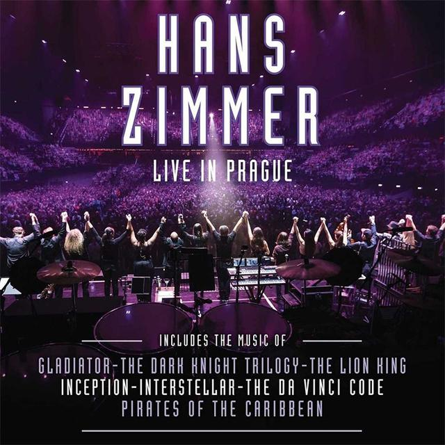 画像: ハイレゾ音源クォリティチェック3月の10選:映画音楽の大御所ハンス・ジマーのライブ盤「Live in Prague」他