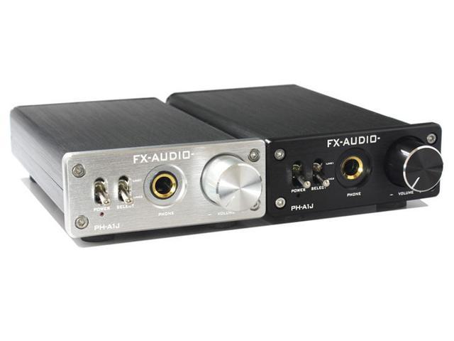 画像: FX-AUDIOからブランド初のヘッドホンアンプ「PH-A1J」発売。標準ジャック装備で、価格は驚きの4980円!!