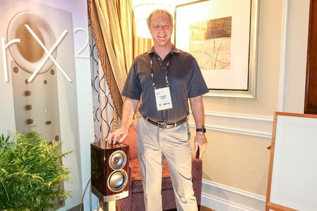 画像: 【麻倉怜士のCES2018レポート12】ELAC、アンドリュー・ジョーンズ初のアクティブスピーカー「Argo」は低音力が抜群