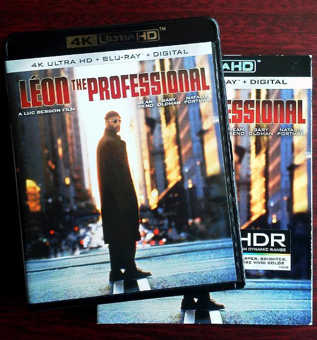 画像: 映画番長によるUHD Blu-rayレビュー【世界4K-Hakken伝】 リュック・ベッソン監督の代表作 『レオン』