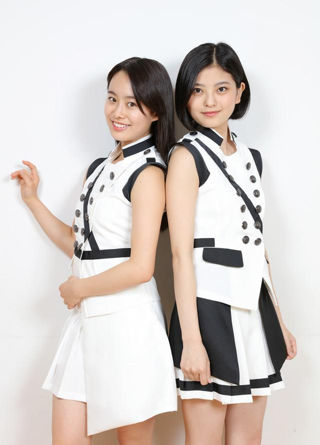 画像: X21、チームEAST(白鳥)、チームWEST(田中)のリーダーに、新曲と選抜メンバー再編への意気込みを聞いた