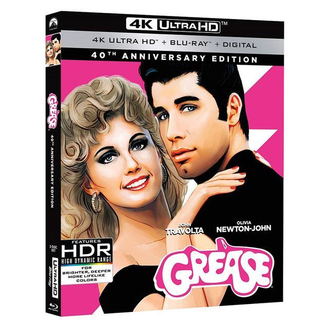 画像: 映画番長の銀幕旅行02/13:『グリース:40周年記念版』メガヒット学園ミュージカルの名作が4Kで登場