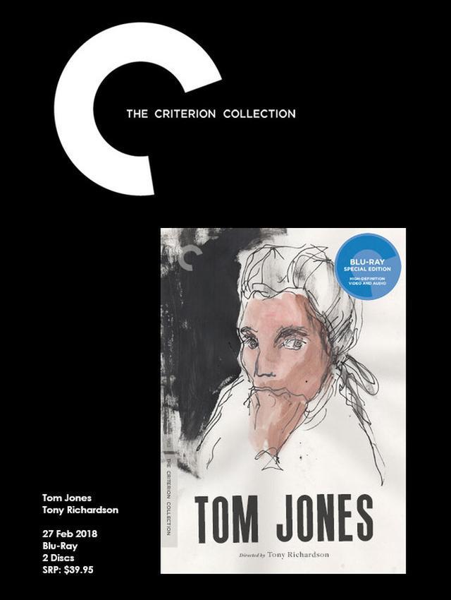 画像: 映画番長の銀幕旅行 11/17公開:クライテリオンからのお知らせ《6》『トム・ジョーンズの華麗な冒険』