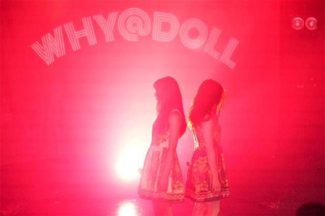 画像: WHY@DOLL/「昼から夜へ」をテーマに、浦谷はるなプロデュースによる定期公演を開催。「Don't Ask Me Why」も初披露