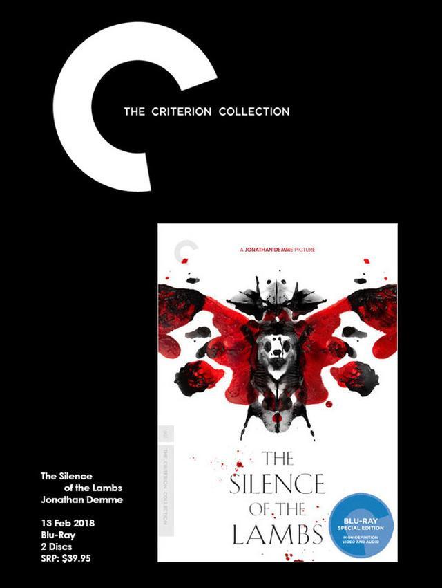 画像: 映画番長の銀幕旅行 11/17公開:クライテリオンからのお知らせ《2》ジョナサン・デミ監督作『羊たちの沈黙』
