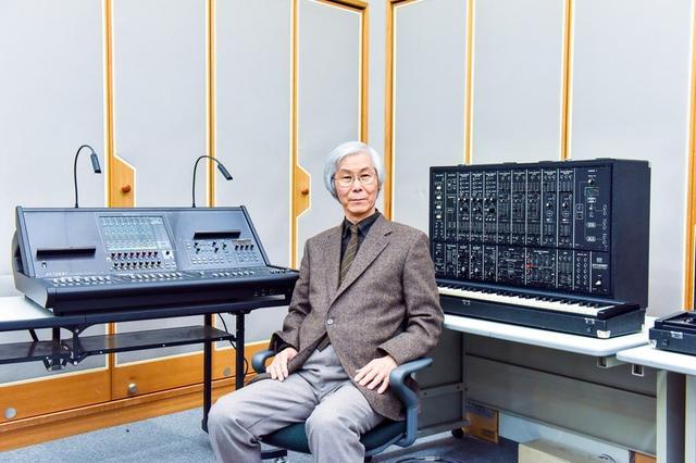 画像: 大阪芸術大学に見るローランド「M-5000」の運用。 その選定理由について芹澤教授に伺った