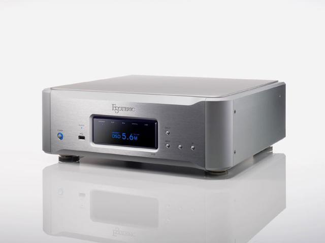 画像: エソテリックのネットワークオーディオプレーヤー「N-01」がMQAに対応。最新ファーム「V1.02」を公開