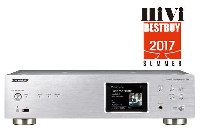 画像: 「HiVi夏のベストバイ2017」上位入賞モデル速報(7)おすすめのCD/ネットワークプレーヤー