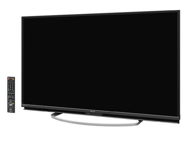 画像: シャープ、ハイビジョン仕様の液晶テレビW5シリーズに、45型の「LC-45W5」登場。11/4発売