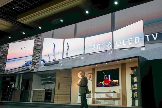 画像: 【CES2018速報まとめ06】LGは全方位でAI&Wi-Fi搭載を推進。有機ELテレビは4種類のHDR方式に対応