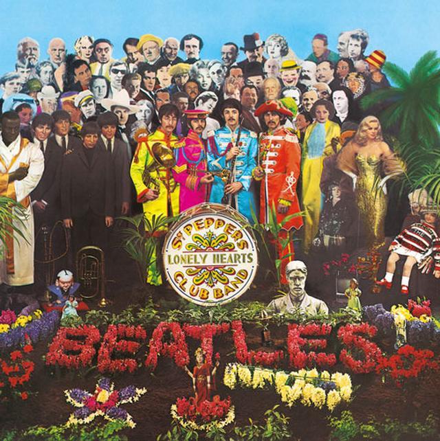 画像: ビートルズ待望のハイレゾ配信解禁! 『サージェント・ペパーズ』50周年記念盤のハイレゾ版が配信スタート