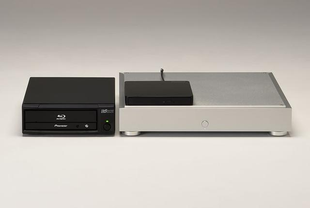 画像: ミュージックサーバーのフィダータ「HFAS1-XS20」に追加された新機能を使い、ネットワークでCDを再生してみた