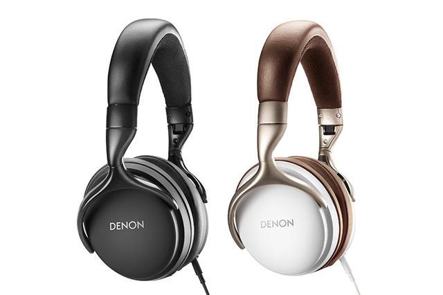 画像: デノン、ポータブル対応ヘッドホン「AH-D1200」を1.9万円で4月下旬発売。大口径φ50mmドライバーで低音も充実