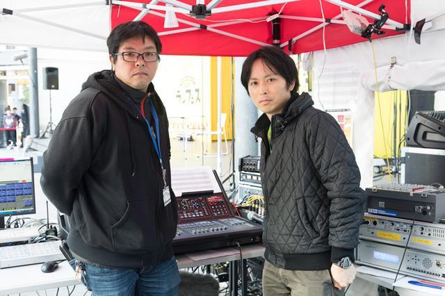 画像: TBSラジオでのローランドM-5000の運用その導入した理由と、使用感について技術部の3氏に話を伺った