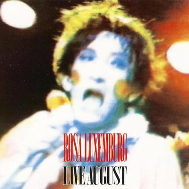 画像: ハイレゾ音源大賞8月度は、マスターテープからDSDリマスタリングを実施したローザ・ルクセンブルグ『LIVE AUGUST』