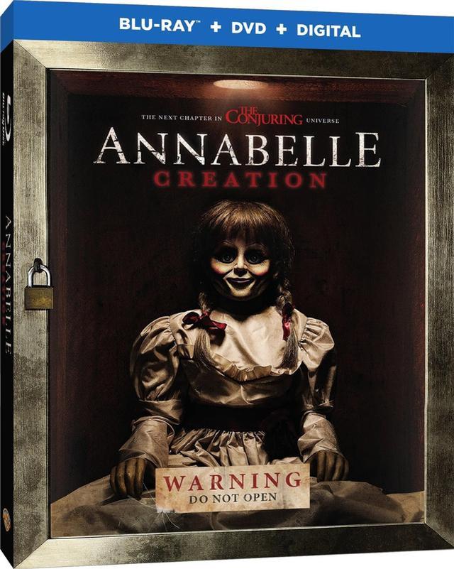 画像: 映画番長の銀幕旅行 9/29公開:呪殺人形ホラー、再び『アナベル 死霊人形の誕生』(Blu-ray)