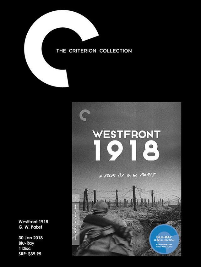 画像: 映画番長の銀幕旅行 10/25公開:クライテリオンからのお知らせ《4》 G・W・パブスト監督作『西部戦線一九一八年』『炭坑』