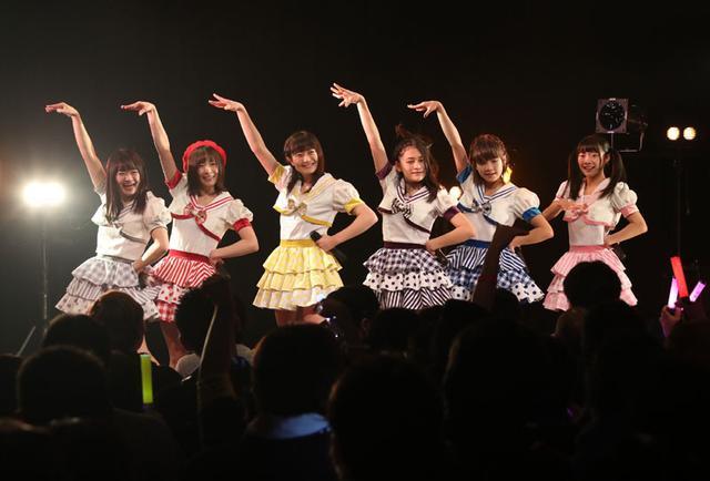 画像: きゃわふるTORNADO/目標は日本武道館! アイドル界に旋風を巻き起こす6人組が、結成1周年ワンマンを開催