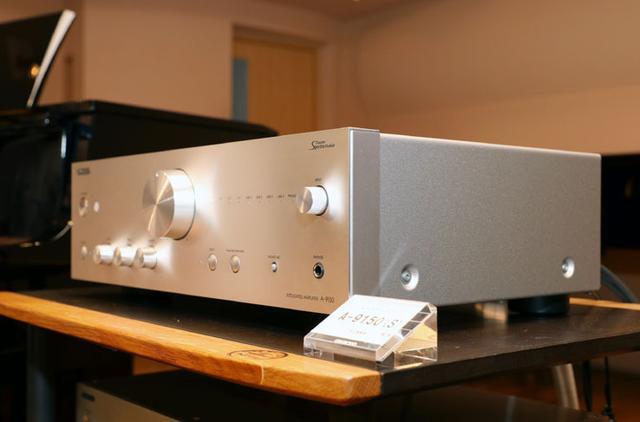画像: オンキヨー、7月上旬より、河合楽器と協業の成果を盛り込んだプリメインアンプ「A-9150」発売